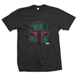 Star Wars T-Shirt Boba Head