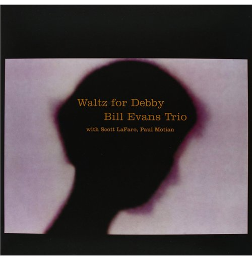 Vynil Bill Evans Trio - Waltz For Debby