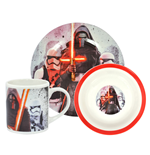 Star Wars Episode VII Breakfast Set Kylo Ren & Trooper