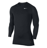 Nike Pro Combat Cool Compression LS Top (Black)