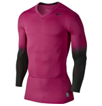 Nike Hypercool Compression LS Top (Pink)