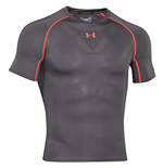Under Armourvent Heatgear Armourvent Compression SS Tee (Graphite)