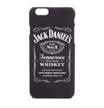 JACK DANIEL'S Unisex Old No.7 Brand Logo iPhone 6 Phone Cover, One Size, Black
