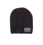 Jack Daniel's Beanie - Woven With Label