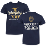 YUENGLING Support Police Tee Shirt