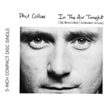 "Vynil Phil Collins - In The Air Tonight (7"") Rsd"