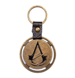 Assassins Creed Keychain  - Metal
