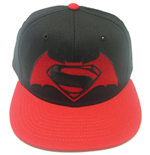 Batman v Superman Baseball Cap Contrast Logo