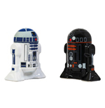 Star Wars Salt and Pepper Pots Droids