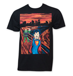 SUPERMAN Scream Tee Shirt