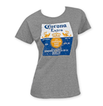 CORONA EXTRA Ladies Tee Shirt
