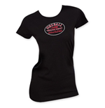 Fireball Women's Black Today's Soup Tee Shirt