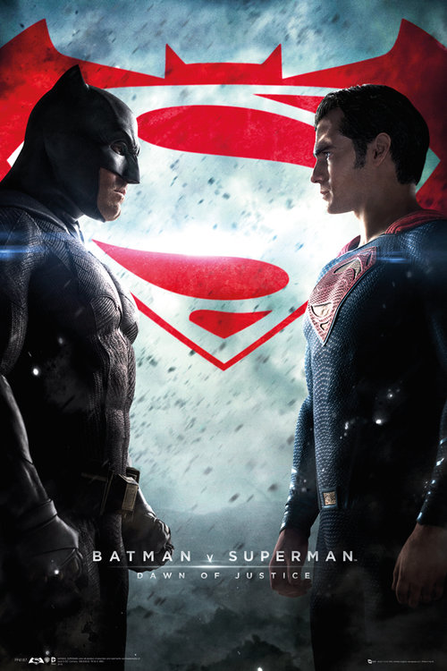 Batman Vs Superman One Sheet Maxi Poster