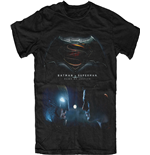 Batman v Superman T-Shirt Face