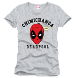 Deadpool T-Shirt Chimichanga