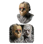 Freddy vs. Jason Latex Mask Jason