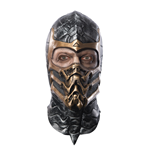 Mortal Kombat Latex Mask Scorpion