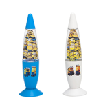 Despicable me - Minions LED lamp with glitters (White/Blue)
