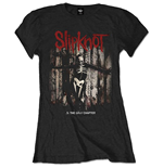 Slipknot Women's Tee: Mirrors