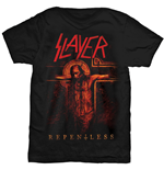 Slayer Men's Tee: Crucifix