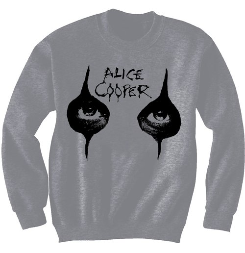 Alice Cooper Men's Sweatshirt: Eyes