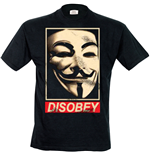 V for Vendetta T-shirt 195390