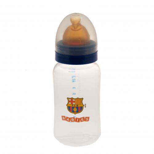 F.C. Barcelona Feeding Bottle