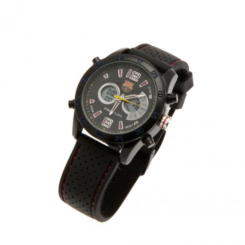 F.C. Barcelona Watch Mens CL