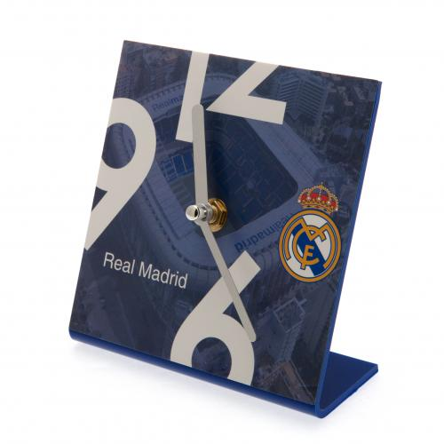 Real Madrid F.C. Desk Clock