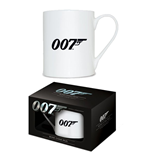 James Bond Mug 007 Logo