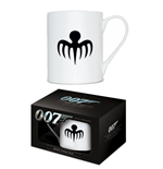 James Bond Mug Spectre Octopus Logo