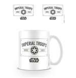 Star Wars Mug Imperial Troops