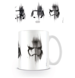 Star Wars Episode VII Mug Helmet Lines