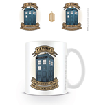 Doctor Who Mug Tardis Tattoo