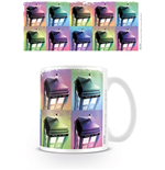 Doctor Who Mug Tardis Colour