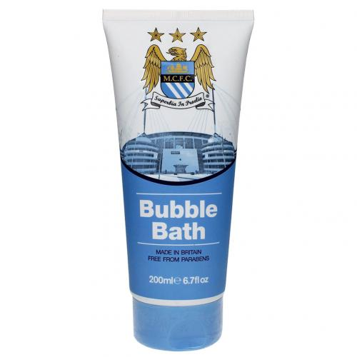 Manchester City F.C. Bubble Bath