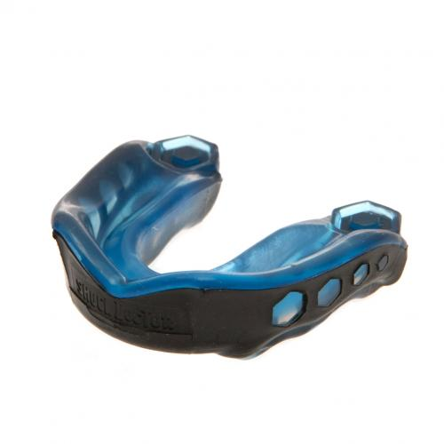 Shock Doctor Gel Max Mouthguard Adults - Black / Blue