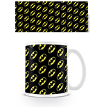 DC Originals Mug Batman Logo Pattern