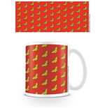 DC Originals Mug Wonder Woman Logo Pattern