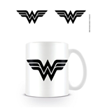 DC Originals Mug Wonder Woman Mono Logo