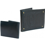 Jack Daniel's - Bifold With Leather Patch Wallet
