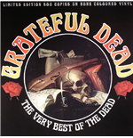 Vynil Grateful Dead - The Very Best Of The Dead Bone (Coloured Vinyl)