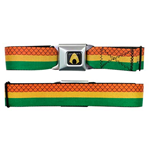 AQUAMAN Stripes Seatbelt Buckle Belt