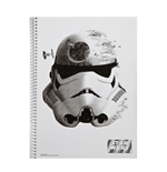 Star Wars Episode VII Notebook A4 Stormtrooper