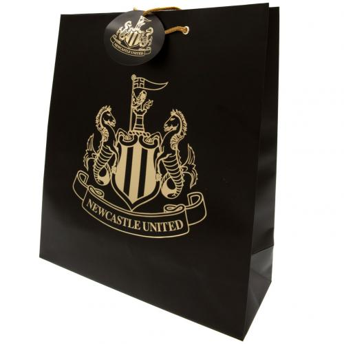 Newcastle United F.C. Gift Bag Large