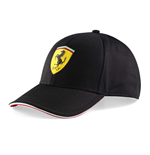 Ferrari Black Cap - Kids