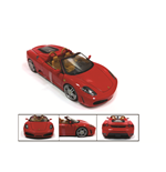 1:18 Ferrari 430 Spider Red Diecast Model
