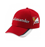 Ferrari Team Scuderia Cap for kids