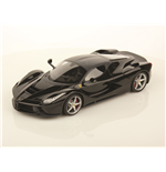 1:24 LaFerrari Black Diecast Model