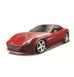 1:24 Ferrari California T Closed Top Red Diecast Model